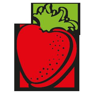 Logo du Fraisier