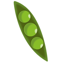 Logo du Petit Pois