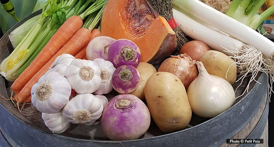 Des légumes du Petit Pois à Canohès pour le-petit-pois.fr