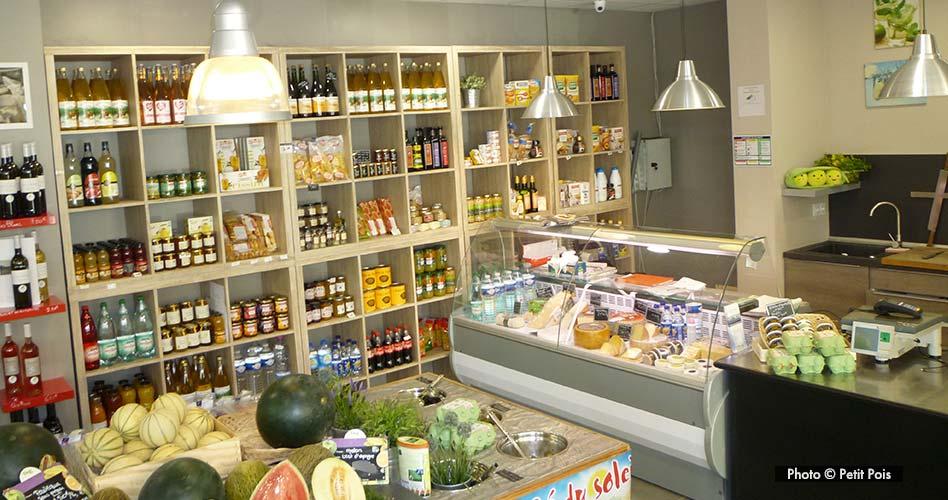 L'épicerie fine du Petit Pois à Canohès pour le-petit-pois.fr
