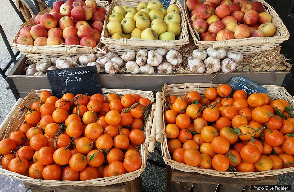 Fruits et légumes du Petit Pois à Canohès pour le-petit-pois.fr