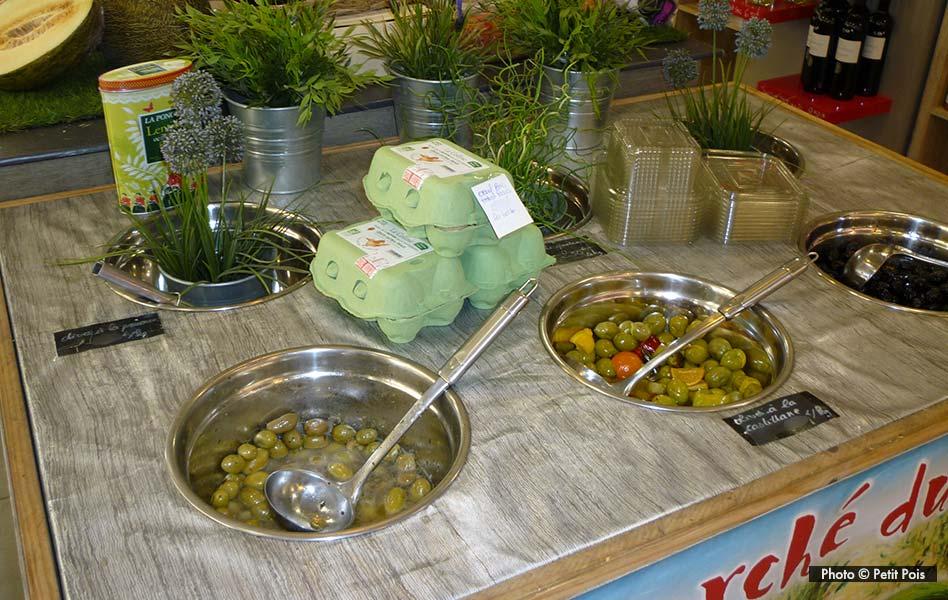 Les Olives du Petit Pois à Canohès pour le-petit-pois.fr