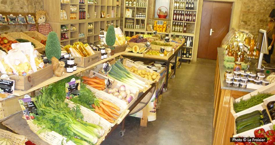 La boutique du Fraisier à Toulouges pour le-petit-pois.fr